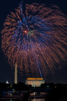 4th of July Celebrations - Washington, DC