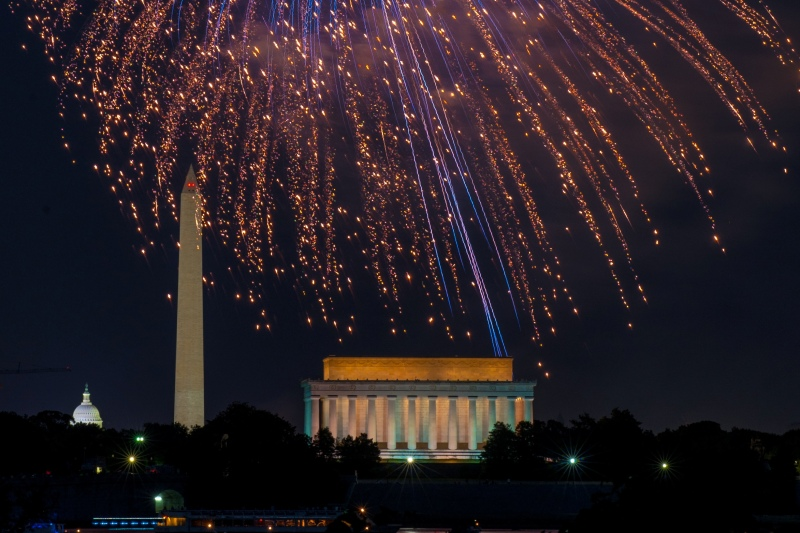 July 4th Celebrations (Washington, DC