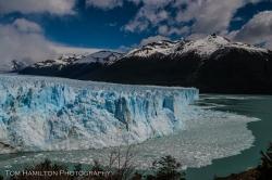 Perito Moreno Glacier in Los Glaciares National Park in Argentina