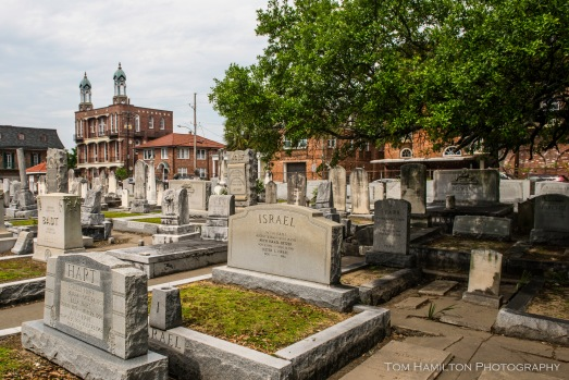 New Orleans' Jewish Cemetery: one of the more unique cemeteries that I've been to