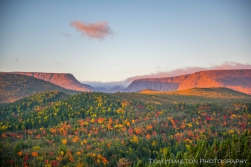 The Tablelands are equally as stunning at sunrise as they are beautiful