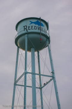Reedville - one of Virginia's most important fishing ports