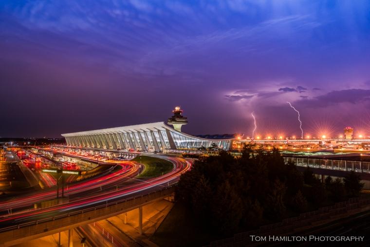 Dulles lightning-C